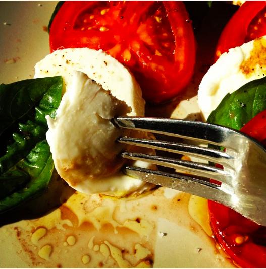 Caprese salad- Zinque